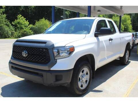 2018 Toyota Tundra for sale at Inline Auto Sales in Fuquay Varina NC