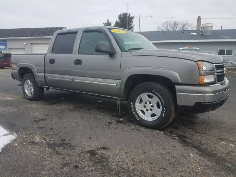 2007 Chevrolet Silverado 1500 Classic for sale at D AND D AUTO SALES AND REPAIR in Marion WI