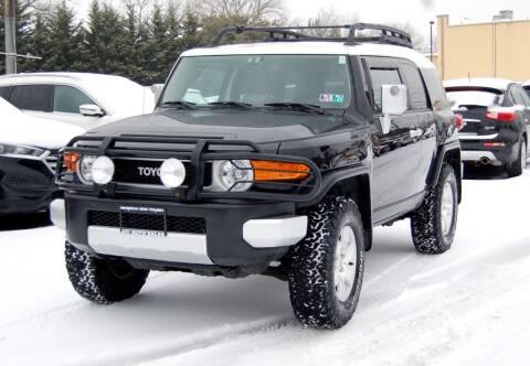 2010 Toyota FJ Cruiser for sale at Avi Auto Sales Inc in Magnolia NJ