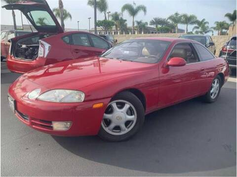 1995 Lexus SC 300 for sale at Dealers Choice Inc in Farmersville CA
