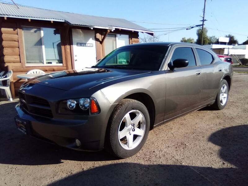 2009 Dodge Charger for sale at Larry's Auto Sales Inc. in Fresno CA