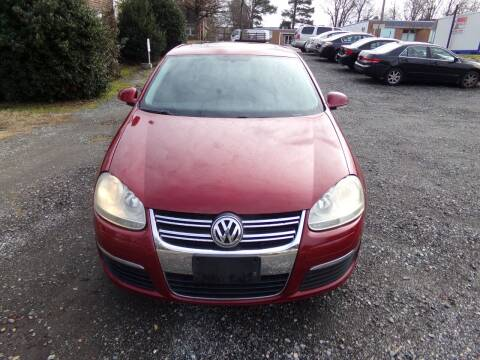 2006 Volkswagen Jetta for sale at Irish Paul's Car Sales in Burlington NC