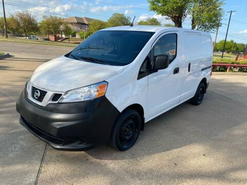 2016 Nissan NV200 for sale at CityWide Motors in Garland TX