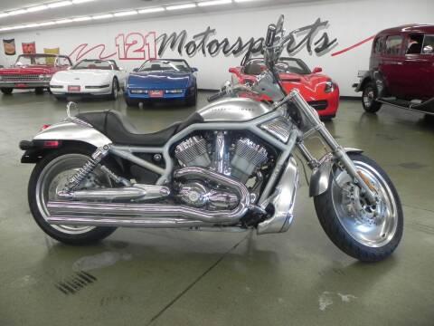 2002 Harley-Davidson V-Rod for sale at 121 Motorsports in Mount Zion IL