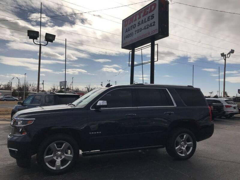2017 Chevrolet Tahoe for sale at United Auto Sales in Oklahoma City OK