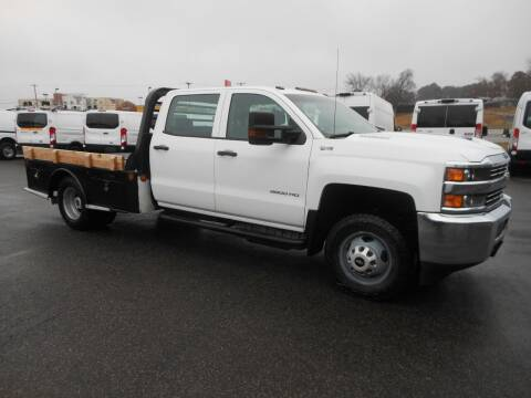 2017 Chevrolet Silverado 3500HD for sale at Benton Truck Sales - Flatbeds in Benton AR