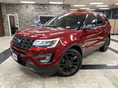 2017 Ford Explorer for sale at Sonias Auto Sales in Worcester MA