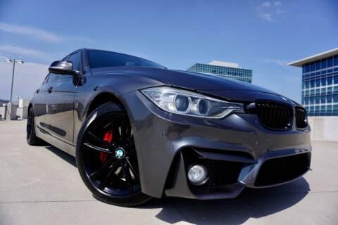 2014 BMW 3 Series for sale at JD MOTORS in Austin TX