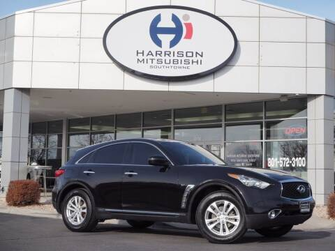 2017 Infiniti QX70 for sale at Harrison Imports in Sandy UT
