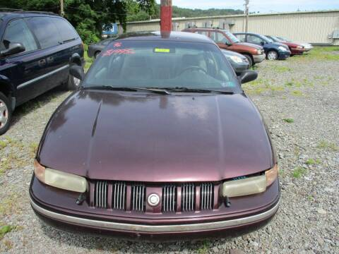 1996 Chrysler Concorde for sale at FERNWOOD AUTO SALES in Nicholson PA