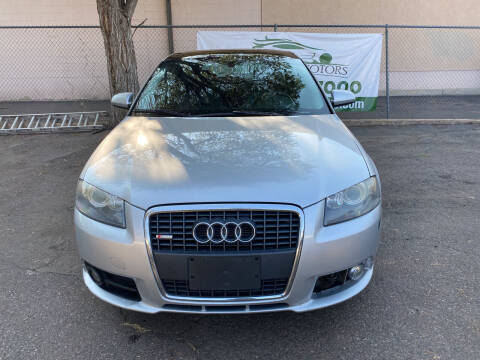 2006 Audi A3 for sale at GO GREEN MOTORS in Lakewood CO