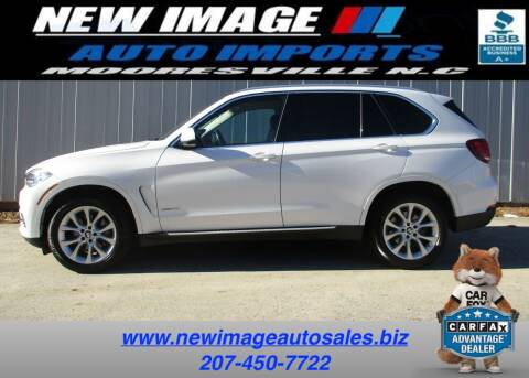 2015 BMW X5 for sale at New Image Auto Imports Inc in Mooresville NC