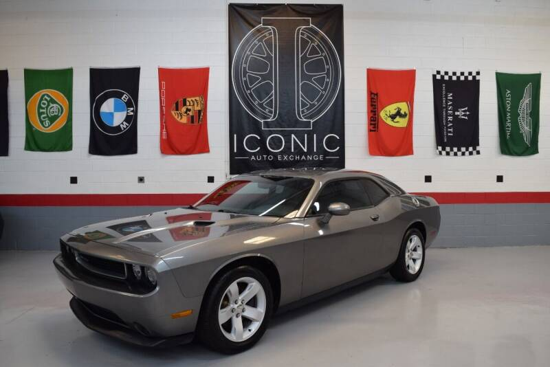2012 Dodge Challenger for sale at Iconic Auto Exchange in Concord NC