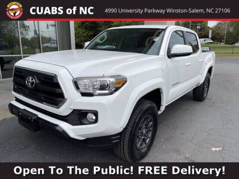 2017 Toyota Tacoma for sale at Credit Union Auto Buying Service in Winston Salem NC