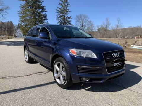 2008 Audi Q7 for sale at 100% Auto Wholesalers in Attleboro MA