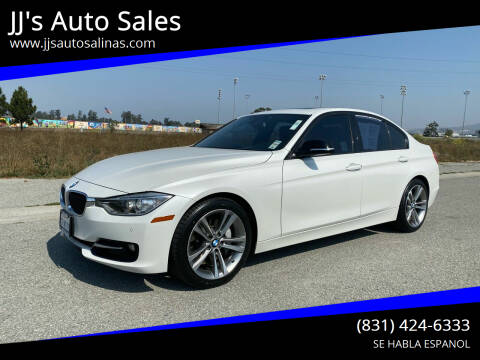 2013 BMW 3 Series for sale at JJ's Auto Sales in Salinas CA