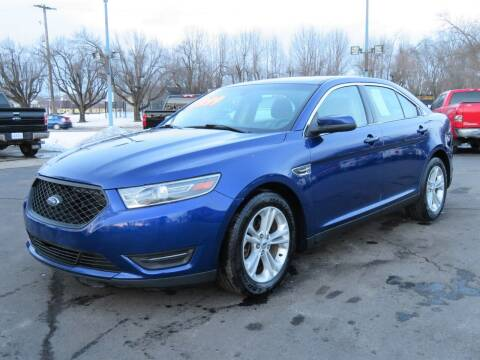2015 Ford Taurus for sale at Low Cost Cars North in Whitehall OH