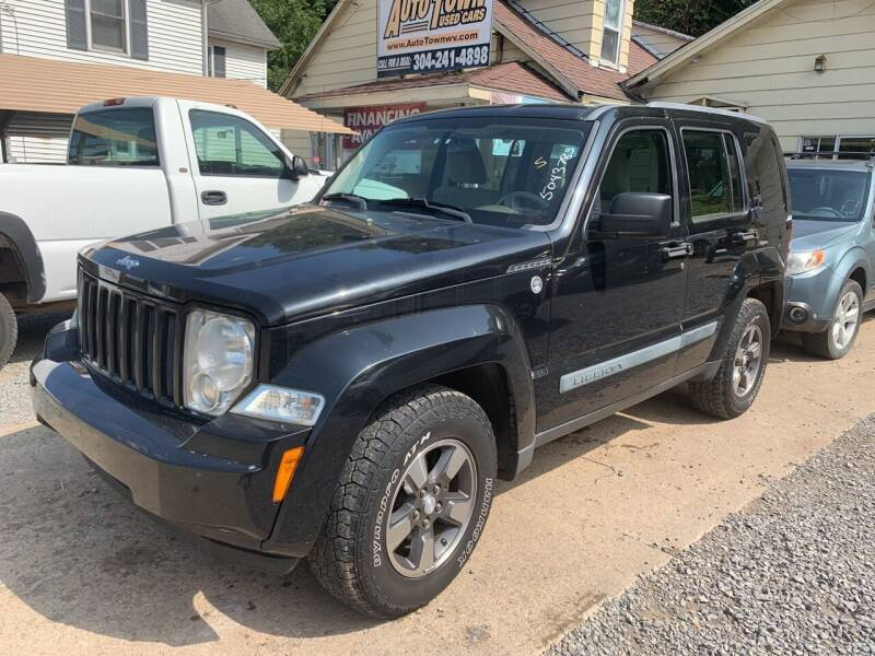 2008 Jeep Liberty for sale at Auto Town Used Cars in Morgantown WV