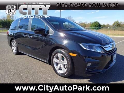 2018 Honda Odyssey for sale at City Auto Park in Burlington NJ