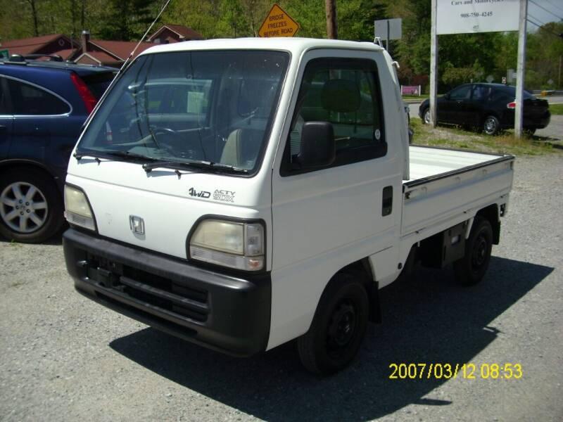 1996 Honda FCX Clarity for sale at Motors 46 in Belvidere NJ