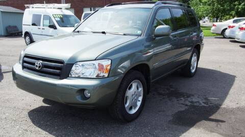 2007 Toyota Highlander for sale at Just In Time Auto in Endicott NY