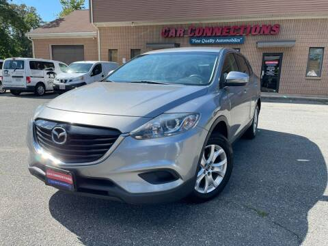 2013 Mazda CX-9 for sale at CAR CONNECTIONS in Somerset MA