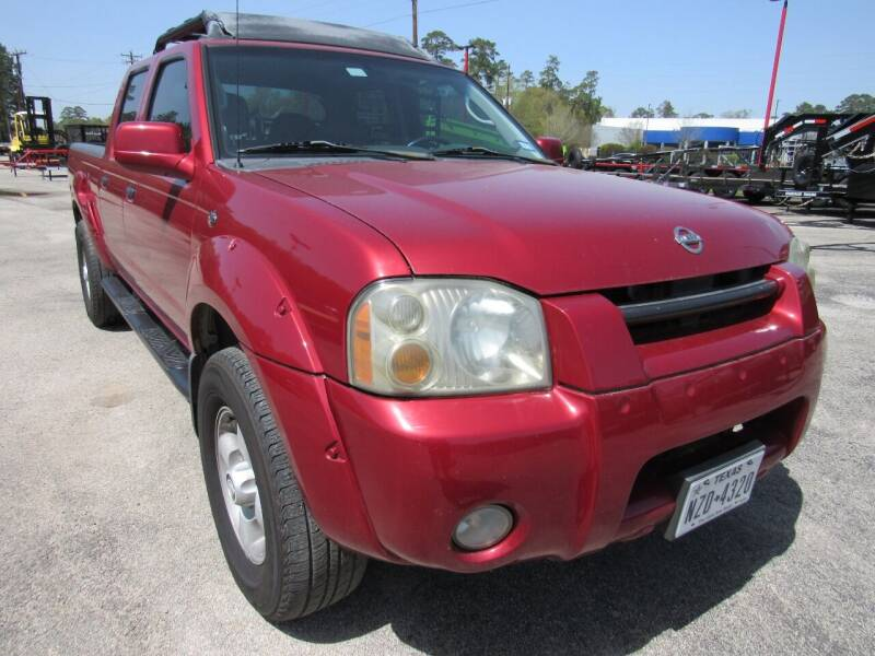 2002 Nissan Frontier for sale at Park and Sell in Conroe TX