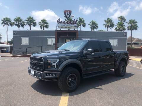 2017 Ford F-150 for sale at Barrett Auto Gallery in San Juan TX