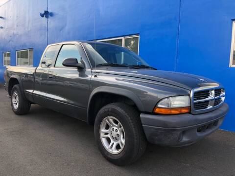2004 Dodge Dakota for sale at City Auto Sales in Sparks NV