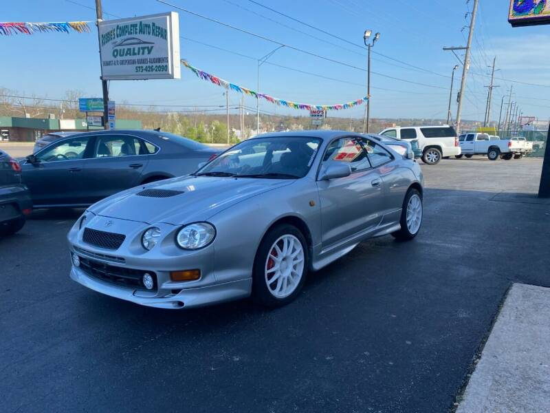 1995 Toyota Celica for sale at Robbie's Auto Sales and Complete Auto Repair in Rolla MO