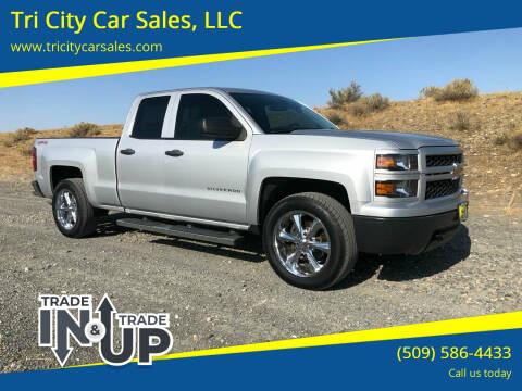2014 Chevrolet Silverado 1500 for sale at Tri City Car Sales, LLC in Kennewick WA