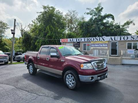 2006 Ford F-150 for sale at Auto Tronix in Lexington KY