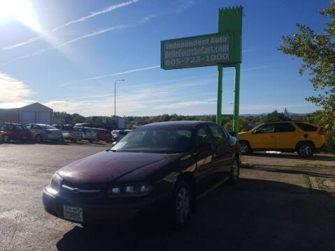 2004 Chevrolet Impala for sale at Independent Auto in Belle Fourche SD