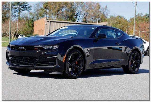 2020 Chevrolet Camaro for sale at WHITE MOTORS INC in Roanoke Rapids NC