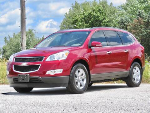 2011 Chevrolet Traverse for sale at Tonys Pre Owned Auto Sales in Kokomo IN