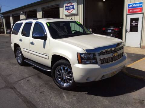 2008 Chevrolet Tahoe for sale at TRI-STATE AUTO OUTLET CORP in Hokah MN
