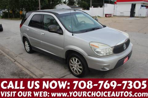 2006 Buick Rendezvous for sale at Your Choice Autos in Posen IL