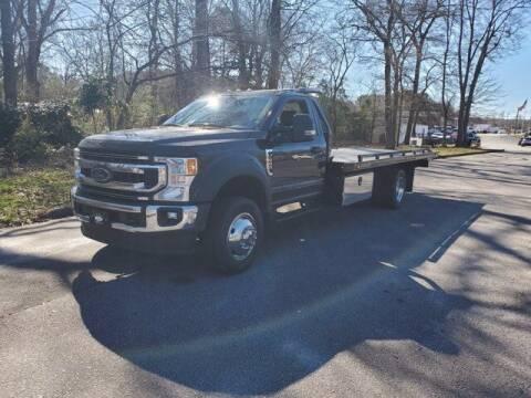 2020 Ford F-550 Super Duty for sale at FAYETTEVILLEFORDFLEETSALES.COM in Fayetteville GA