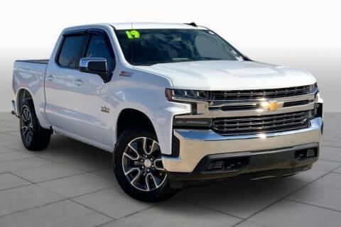 2019 Chevrolet Silverado 1500 for sale at CU Carfinders in Norcross GA