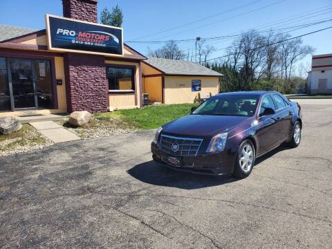 2009 Cadillac CTS for sale at Pro Motors in Fairfield OH