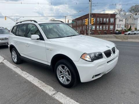 2006 BMW X3 for sale at G1 AUTO SALES II in Elizabeth NJ