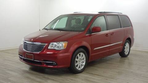 2016 Chrysler Town and Country for sale at TRAVERS GMT AUTO SALES - Traver GMT Auto Sales West in O Fallon MO