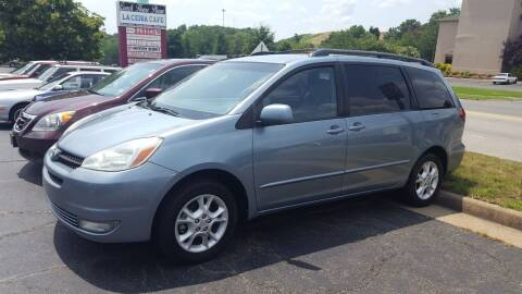 2004 Toyota Sienna for sale at Economy Auto Sales in Dumfries VA