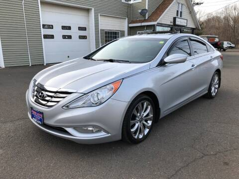 2011 Hyundai Sonata for sale at Prime Auto LLC in Bethany CT