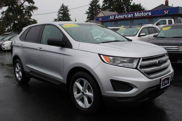 2015 Ford Edge for sale at All American Motors in Tacoma WA
