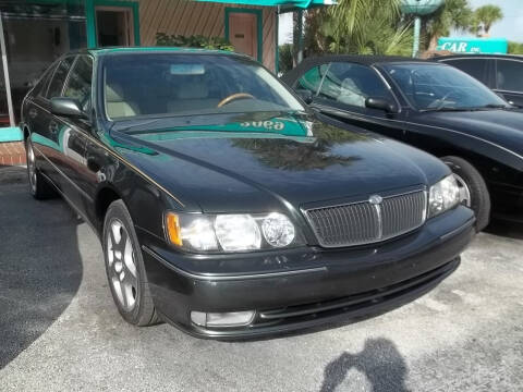 2000 Infiniti Q45 for sale at PJ's Auto World Inc in Clearwater FL