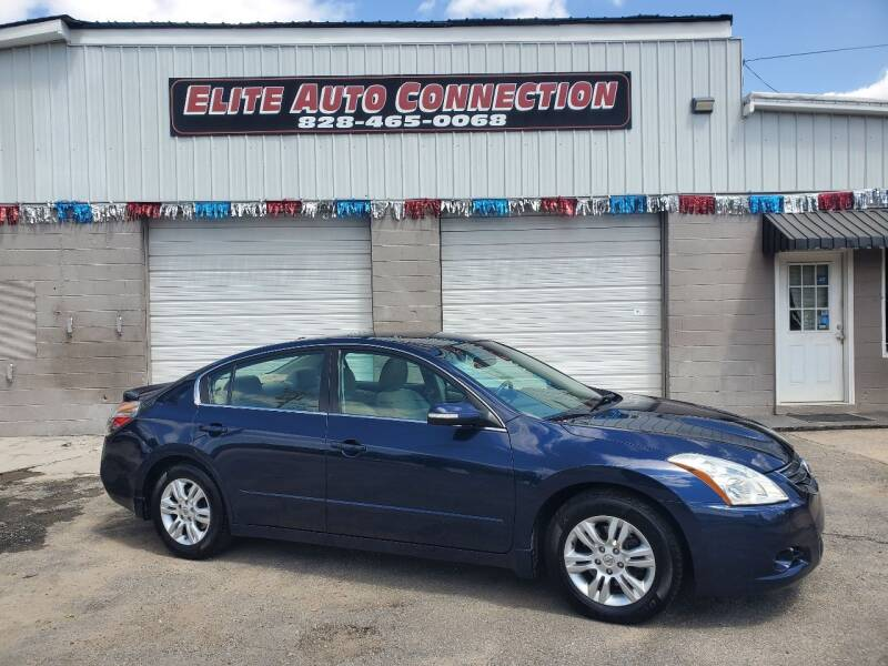 2010 Nissan Altima for sale at Elite Auto Connection in Conover NC