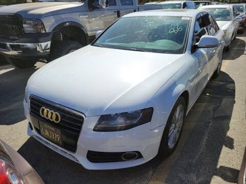 2009 Audi A4 for sale at SoCal Auto Auction in Ontario CA