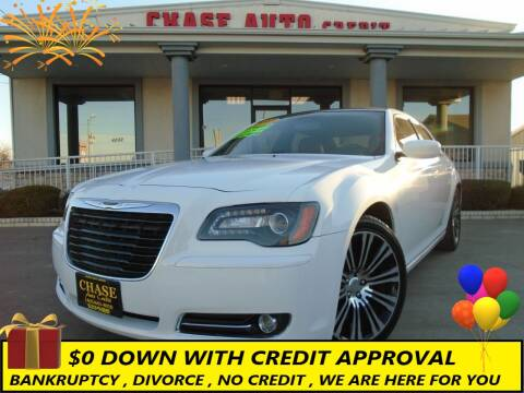 2013 Chrysler 300 for sale at Chase Auto Credit in Oklahoma City OK