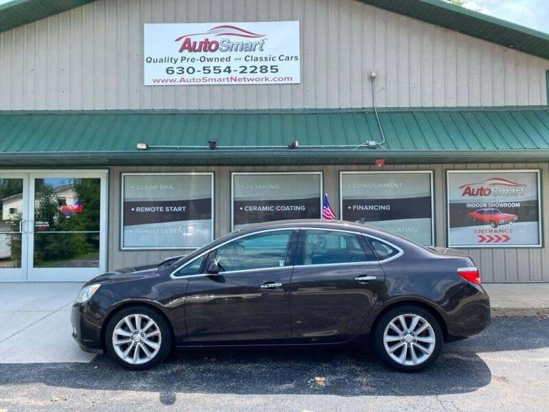 2013 Buick Verano for sale at AutoSmart in Oswego IL